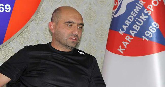 Igor Tudor, Karabükspor'a transfer listesini verdi