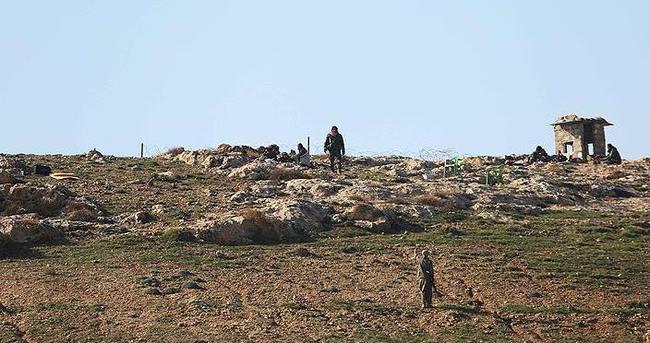 PYD militanları örgütten kaçarak Irak'a sığındı