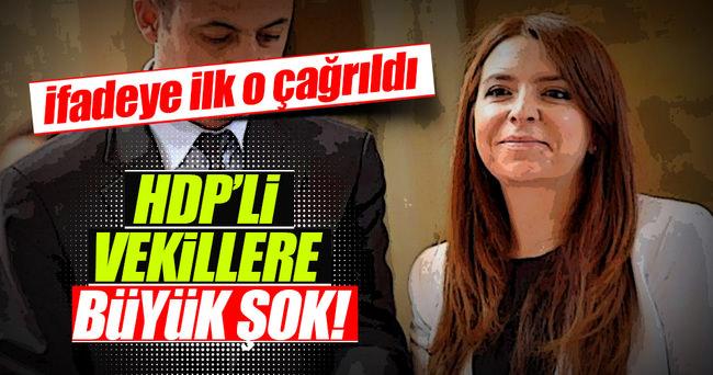 Savcı HDP'li vekilleri ifadeye çağırdı