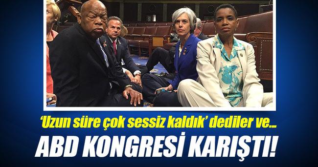 ABD Kongresi karıştı!