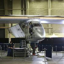 Dünya turu yapan Solar Impulse 2 Atlantik'i geçti