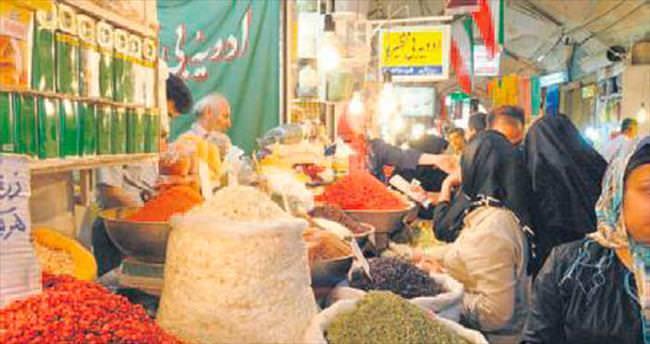 İran'da enflasyon 25 yıl sonra tek hane