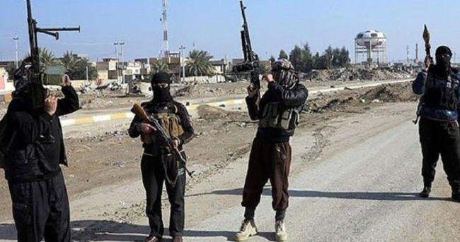 8 DAEŞ üyesi terörist etkisiz hale getirildi