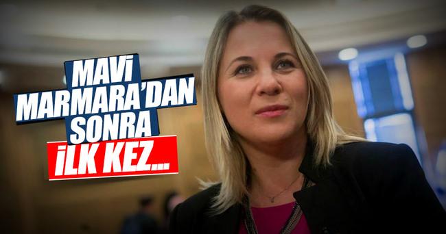 İsrailli milletvekili Türkiye'yi ziyaret edecek
