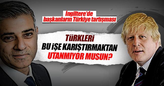 İngiltere'de başkanların Türkiye tartışması