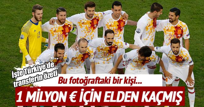 Galatasaray 1 milyon Euro için Morata'yı kaçırmış