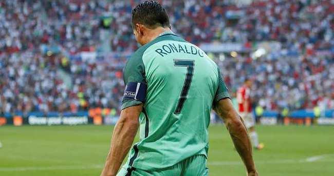 Ronaldo tarih yazdı