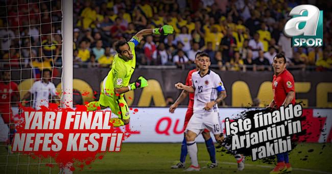 Copa America finalinde rövanş zamanı!