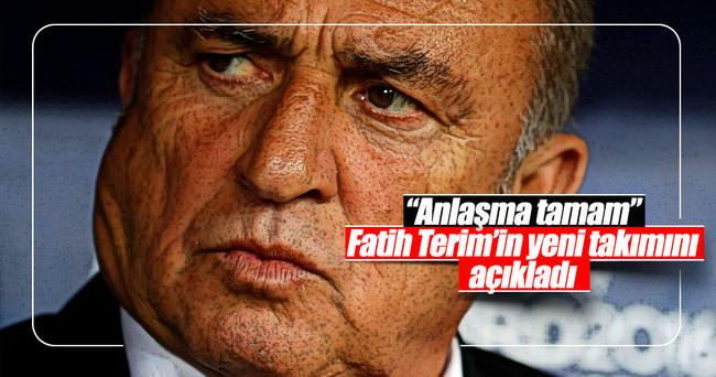 Fatih Terim ve Dursun Özbek kesin olarak anlaştı