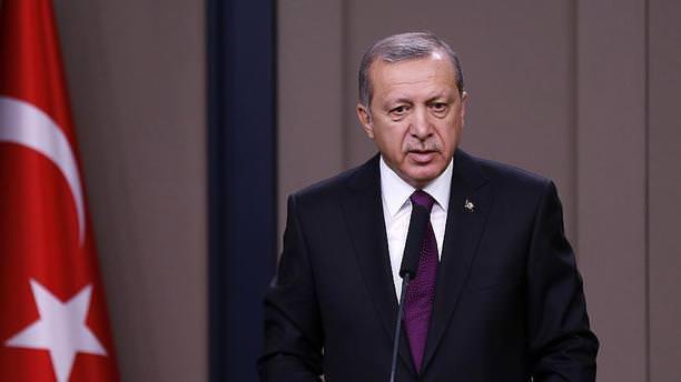 Cumhurbaşkanı Erdoğan'dan o isme tebrik telgrafı!
