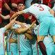 Çek Cumhuriyeti - Türkiye maçı sosyal medyayı...