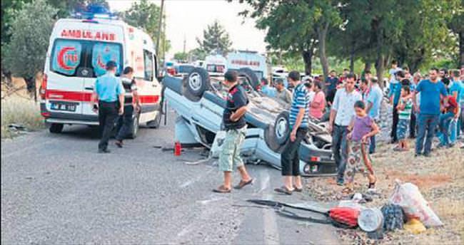 Kahramanmaraş'ta can pazarı: 6 yaralı