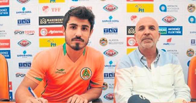 Alanyaspor Erhan Kartal'ı transfer etti
