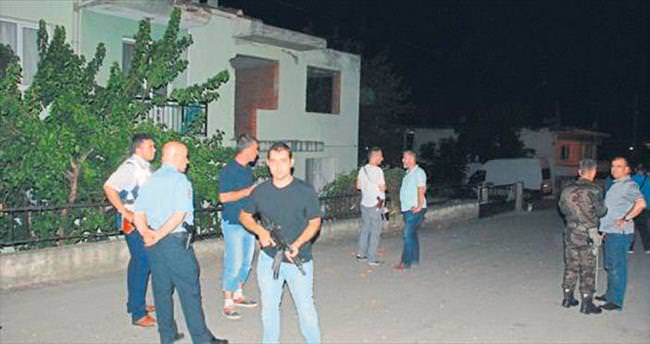 Hainler roketatarla Bayındır'a saldırdı