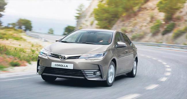 Toyota yükseliyor