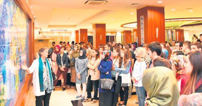 KYK Ankara gençleri iftarda bir araya geldi