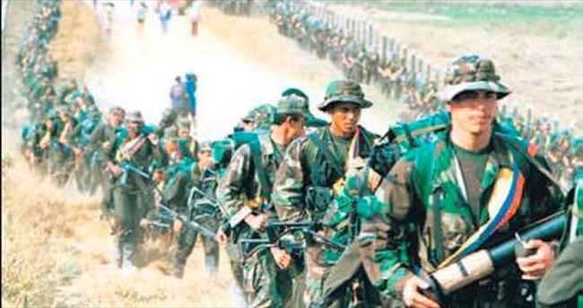 Kolombiya'da 50 yıllık çatışma sona erdi
