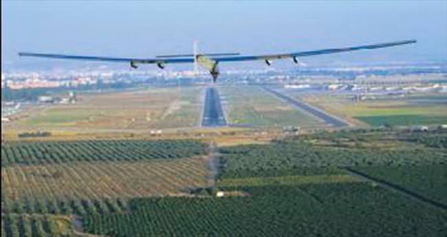 Solar Impulse Atlantik'i geçti