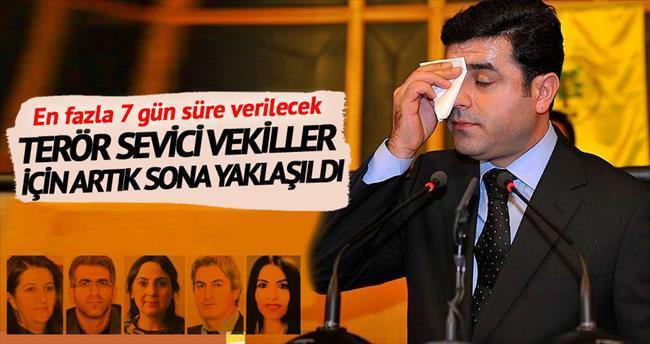 HDP'li vekillerin çağrı kâğıtları gönderiliyor