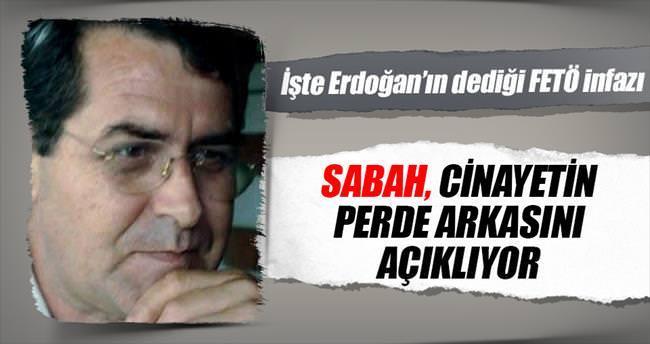 Gazeteci Meriç'i domuz bağıyla öldürdüler!