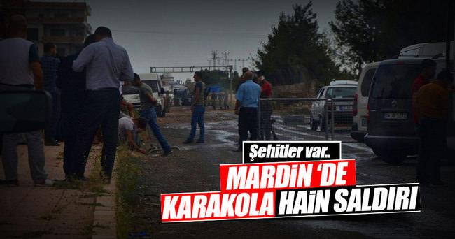 Mardin'den kahreden haber: 2 şehit