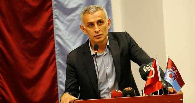 Hacıosmanoğlu: Ağızlarında UEFA diye bir sakız var...