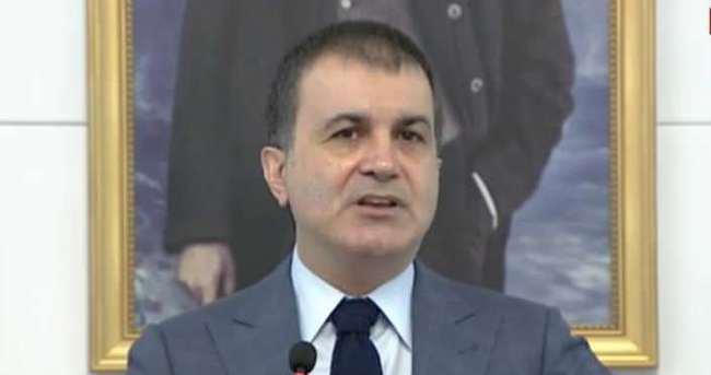 AB Bakanı Ömer Çelik'ten AB'ye öneri