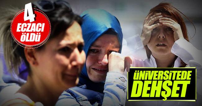 Ankara Üniversitesi'nde kavga: 4 kişi hayatını kaybetti
