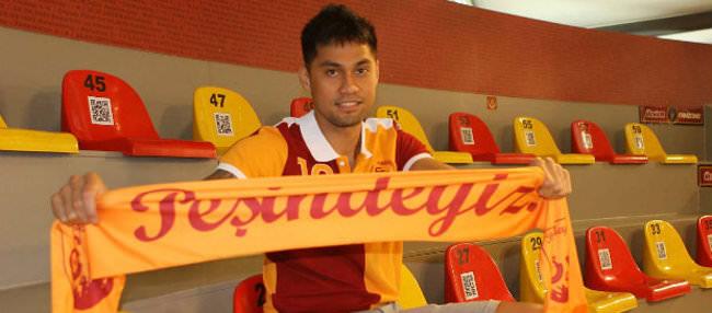 Galatasaray HDI Sigorta, Tuia ile anlaştı