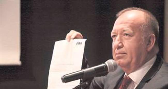 Antalyaspor A.Ş. yönetiminden Yılmaz'a yanıt