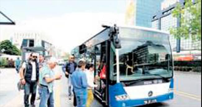 Bayramda EGO otobüsleri ücretsiz