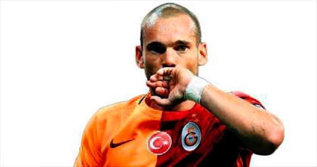 Wesley Sneijder bilmecesi sürüyor