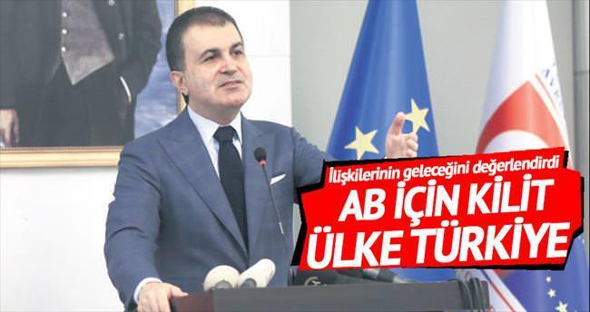 AB'ye yeni aşı lazım Kilit ülke Türkiye