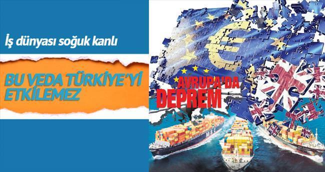 Türkiye 'veda'yı hasarsız atlatır