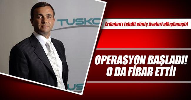 TUSKON Başkanı Rızanur Meral  yurt dışına mı kaçtı!