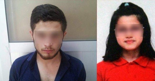 12 yaşındaki küçük kızı öldüren…