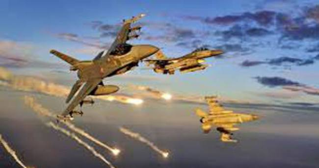 PKK'ya havadan darbe