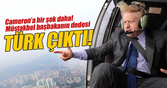 İngiltere'nin müstakbel başbakanının dedesi Türk çıktı