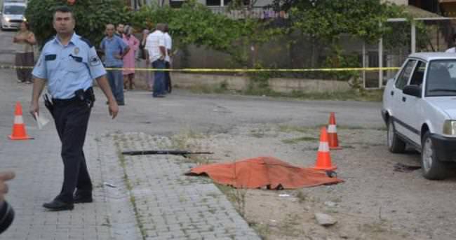 Adana'da yasak aşk ölümle bitti!