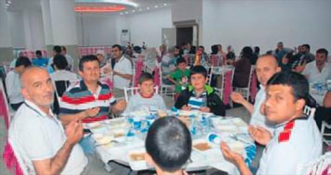 Müftülük'ten engellilere iftar