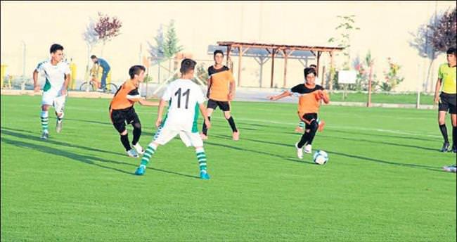 Antalyaspor U13 takımı finallere kaldı