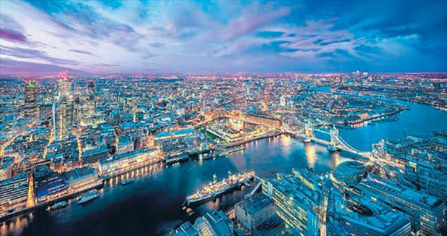 Her mevsim canlı heyecanlı Londra