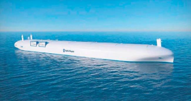Uzaktan kumandalı gemi