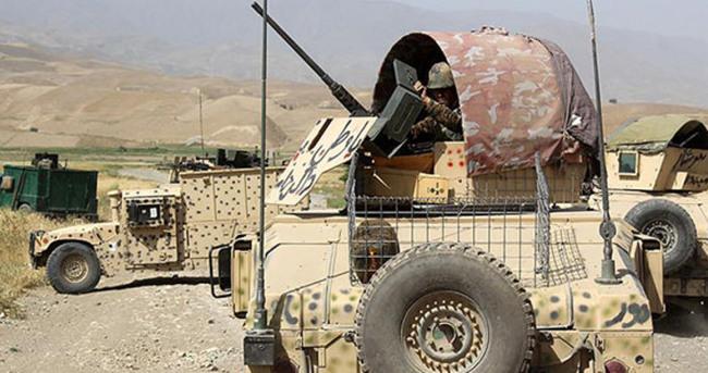 Afganistan'da Taliban'a operasyon: 16 militan öldürüldü