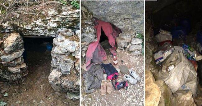 PKK'ya ait 100 kilogram amonyum nitrat ele geçirildi