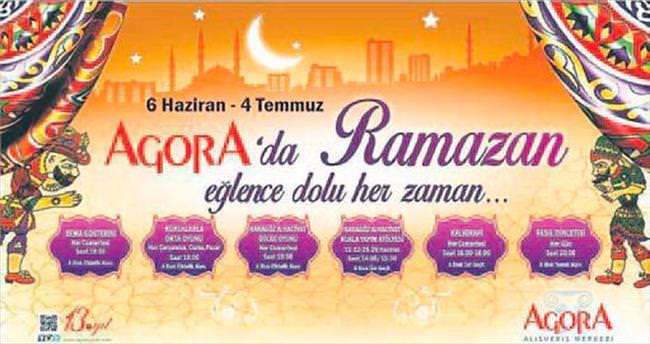 Agora'da nostaljik Ramazan etkinliği