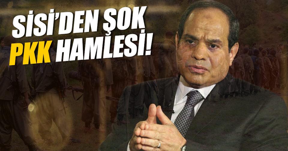 Sisi PKK ile 3 görüşme yaptı!