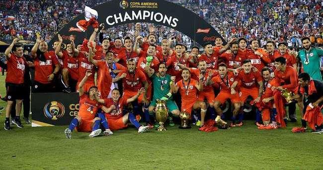 Arjantin: 2 - Şili: 4 (Video)
