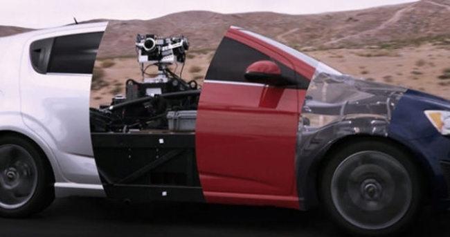 Her otomobile dönüşebilen araç: Blackbird
