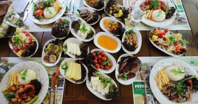 Ramazan diyeti ile kilo vermek mümkün